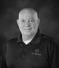 Larry Brusso, Network Administrator