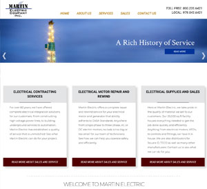 Martin Electric Company